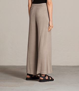 Donne Pantaloni Max (POWDER GREY) - Image 4