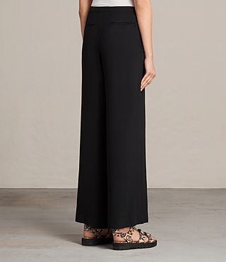 Women's Max Trouser (Black) - Image 4