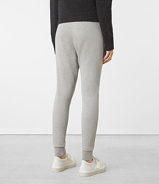 Damen Urban Jogging Pants (ICE WHITE) - product_image_alt_text_4