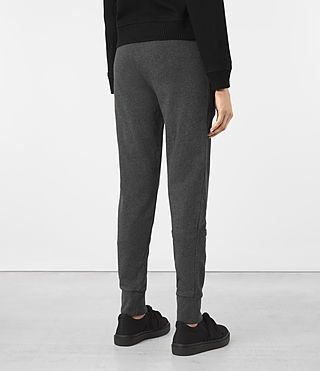 Womens Urban Jogging Pants (MID CHARCOAL GREY) - product_image_alt_text_3