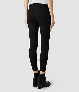 Womens Ridley Leggings (Black) - product_image_alt_text_3