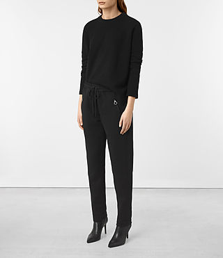 Womens Juno Pants (Black)