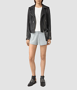 Mujer Miller Shorts (Mist) - product_image_alt_text_1