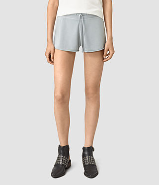 Mujer Miller Shorts (Mist) - product_image_alt_text_2