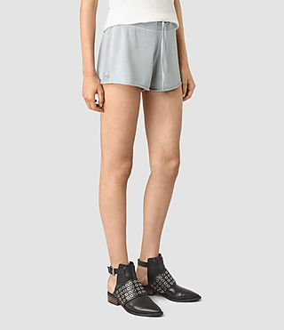 Mujer Miller Shorts (Mist) - product_image_alt_text_3