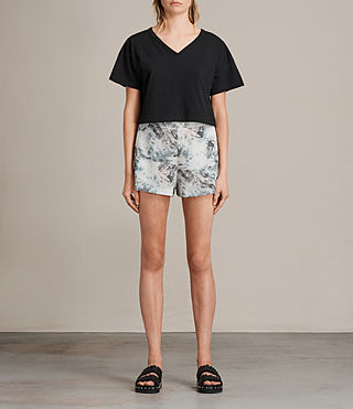 Damen Emen Tyde Shorts (SOAP GREY) -
