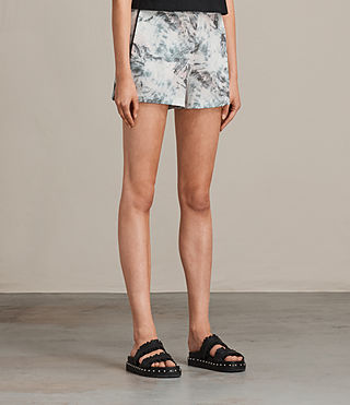 Donne Shorts Emen Tyde (SOAP GREY) - Image 3