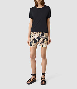 Damen Avia Fuji Shorts (Black)