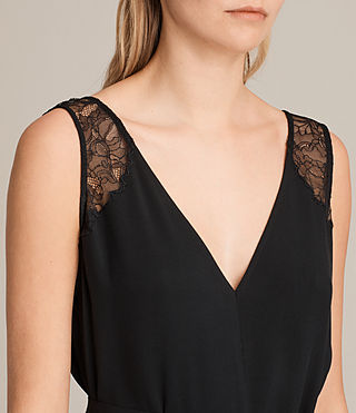 Damen Cate Playsuit (Black) - product_image_alt_text_2