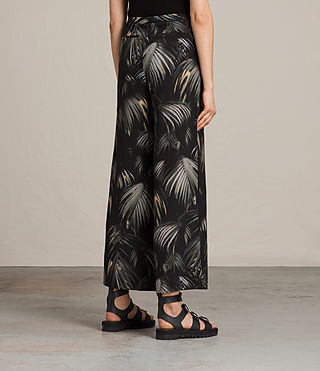 Donne Max Neluwa Trouser (Black) - product_image_alt_text_4