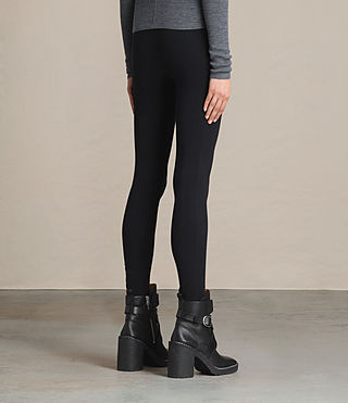 Donne 2 leggings Bri (Black/Charcoal) - product_image_alt_text_5