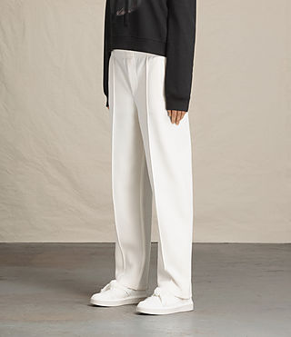 Mujer Pantalones Edie (NATURAL WHITE) - product_image_alt_text_3