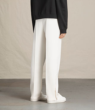 Mujer Pantalones Edie (NATURAL WHITE) - product_image_alt_text_4