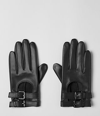 Womens Vivienne Gloves (Black)