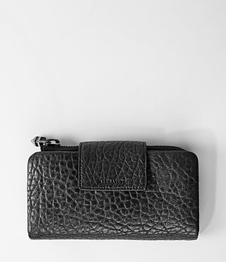 Womens Japanese Wallet (Black)