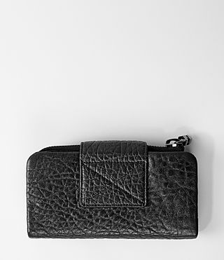 Womens Japanese Wallet (Cement) - product_image_alt_text_2