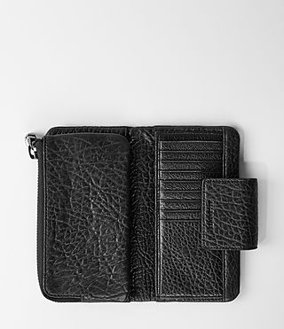 Womens Japanese Wallet (Cement) - product_image_alt_text_3