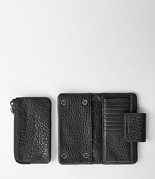 Womens Japanese Wallet (Cement) - product_image_alt_text_4