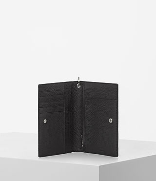 Donne Porta passaporto Fetch (Black) - Image 2