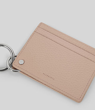 Womens Fetch Mirror Cardholder (Natural) - Image 4