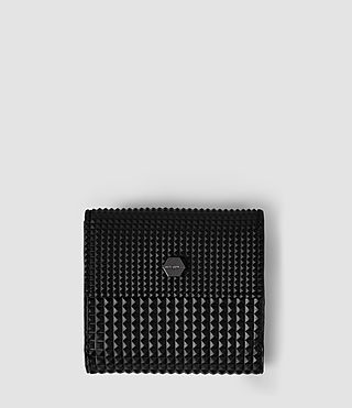 Women's Alex French Wallet (Black)