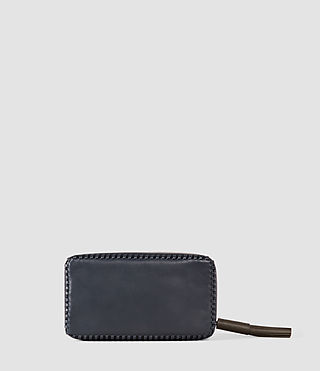 Mujer Pearl Beauty Case (PTRL BLUE/DRK GREY) - product_image_alt_text_2
