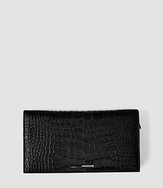 Women's Christopher Wallet (Black)