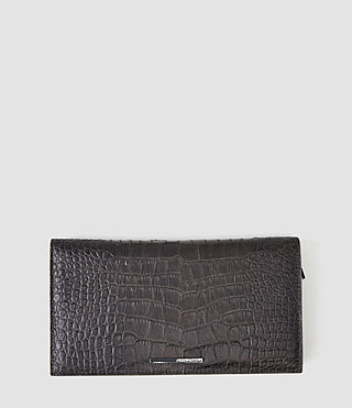 Womens Christopher Wallet (Grey)