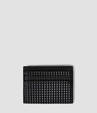 Women's Prisma Card Holder (Black)