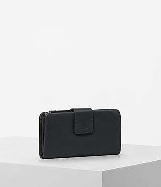 Mujer Paradise Wallet (Black) - product_image_alt_text_3
