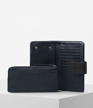 Mujer Paradise Wallet (Black) - product_image_alt_text_4