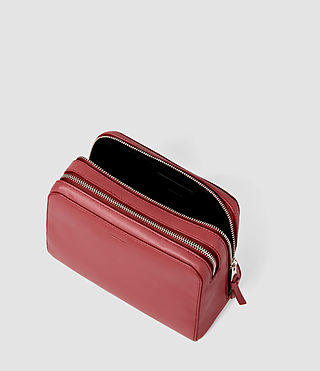 Women's Makeup Case (SAHARA RED) - product_image_alt_text_5