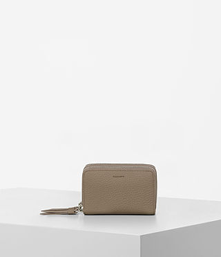 Women's Fetch Cardholder (ALMOND BROWN) - Image 1