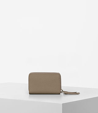 Women's Fetch Cardholder (ALMOND BROWN) - Image 5