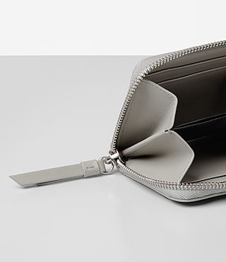 Mujer Echo Mini Wallet (LIGHT CEMENT GREY) - product_image_alt_text_2