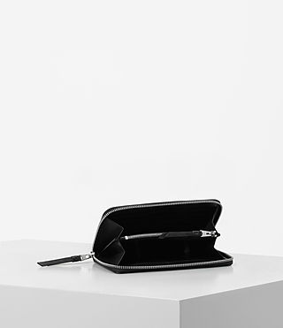 Mujer Junai Wallet (Black) - product_image_alt_text_5