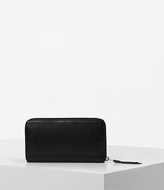 Mujer Junai Wallet (Black) - product_image_alt_text_6