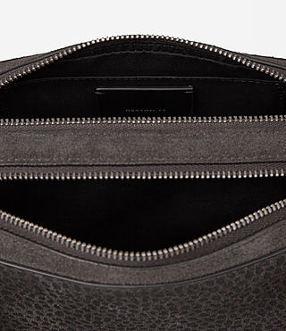 Womens Echo Makeup Case (Graphite/Black) - product_image_alt_text_5