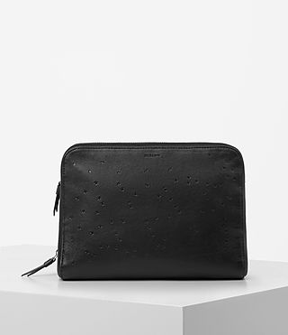 Femmes Grande trousse de maquillage Echo (Black)