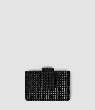 Women's Credit Card Holder (Black)