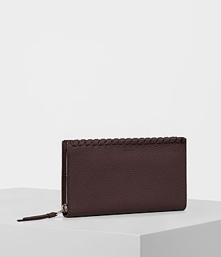 Womens Kita Wallet (PRUNE) - product_image_alt_text_3
