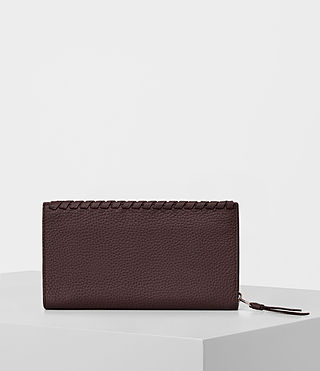 Womens Kita Wallet (PRUNE) - product_image_alt_text_4