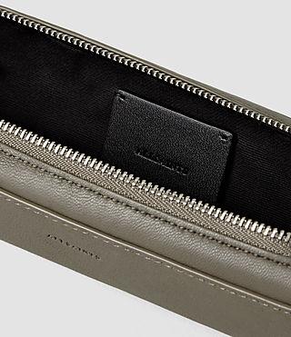 Donne Fleur De Lis Mini Pencil Case (Cement) - product_image_alt_text_5