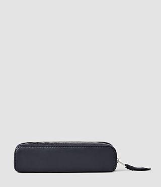 Donne Fleur De Lis Mini Pencil Case (Midnight Blue) - product_image_alt_text_2