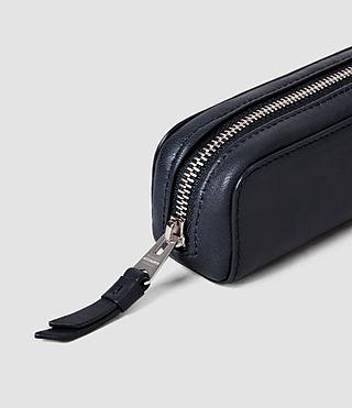 Donne Fleur De Lis Mini Pencil Case (Midnight Blue) - product_image_alt_text_3