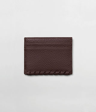Womens Kita Leather Cardholder (PRUNE) - product_image_alt_text_4