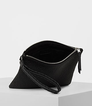 Mujer Kita Large Pouch (Black) - product_image_alt_text_3