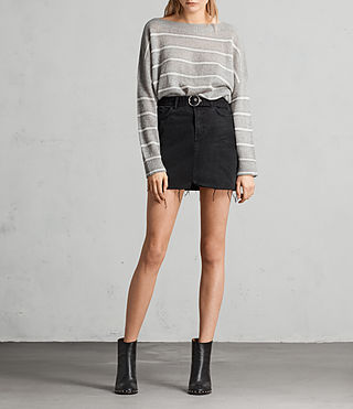 Bette Buckle Skirt