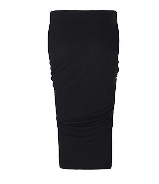 Womens Riviera Skirt (Black) - product_image_alt_text_3