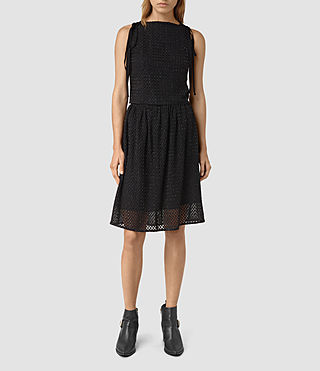Womens Milda Skirt (Black)